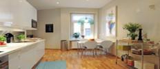 Дизайн маленьких угловых кухонь