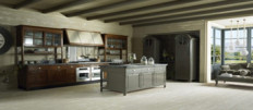 Кухни в стиле Кантри