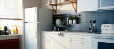 Фото кухонь Икеа в интерьере