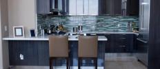 Серые кухни в интерьере на фото