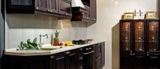 Как обустроить интерьер кухни своими руками