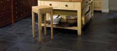 Кафельная плитка для пола кухни