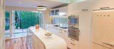 Фото кухонь в стиле Арт Деко