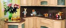 Стильные кухни в ретро стиле