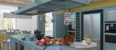 Кухни Анонс — изделия, достойные рукоплесканий
