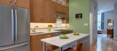 Планировка интерьера кухни по фен шуй