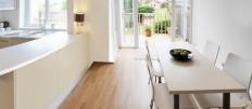Кухня, совмещенная с балконом или лоджией