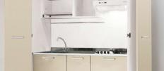 Мини-кухня для дома – простота и функциональность