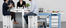 10 проектов очень маленьких кухонь