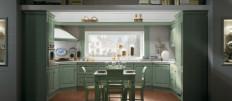 Роскошный дизайн кухни от Scavolini