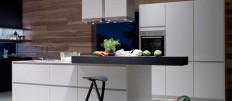 Стильный и современный дизайн кухни от SieMatic