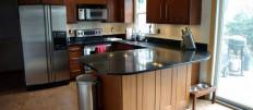 Пробковые полы для кухни – стиль и индивидуальность