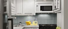 Каким сделать ремонт маленькой кухни 6 кв.м.