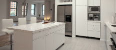 Дизайн кухни-студии 20 кв. м.