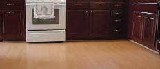 Делаем полы на кухне из ламината