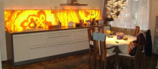 Организуем подсветку столешницы и рабочей зоны на кухне