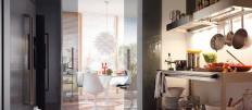 Какие двери выбрать на кухню