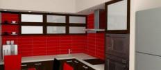 Идеи дизайна кухни в китайском стиле