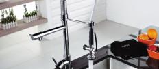 Как починить кран, когда течет вода