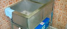 Жироуловитель под мойку на кухню