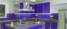Способы как обновить кухонный гарнитур