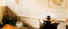 Обновляем старую плитку на кухне