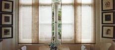 Идеи как оформить кухонное окно