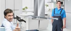 Кухонная вытяжка не втягивает воздух: что делать?