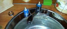 Ремонт смесителя на кухне: сам себе мастер