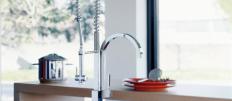 Как выбрать смеситель на кухню с фильтром для воды