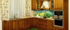 Наливной пол на кухне: за и против