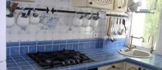 Столешница из плитки на кухне своими руками