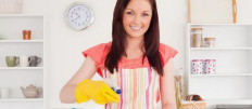 Как навести порядок на кухне: правила уборки