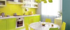 Кухня оливкового цвета в вашем интерьере