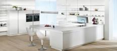 Как будет смотреться кухня в белом цвете