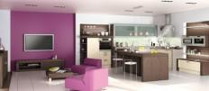 Идеи планировки кухни-гостиной: фото варианты