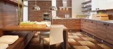 Как обустроить интерьер кухни в американском стиле
