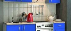 Обустройство кухни 2 на 2 на метра: фото идеи