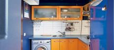 Маленькая кухня 5 квадратных метров — не приговор!