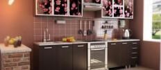 Планировка и дизайн кухни в панельном доме