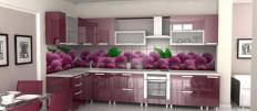 Как подобрать цвет плитки для кухни на пол и фартук