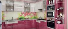 Как можно красиво украсить кухню