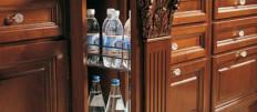Как выбрать карго для кухни и установить