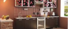 Красивая кухня в стиле Сакура: японские мотивы