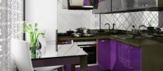 Оптимальная планировка маленькой кухни: рабочие идеи для хозяйки