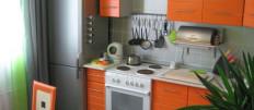 Каким сделать ремонт на кухне в доме сталинке