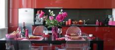 Как выбрать цвет кухонной мебели в соответствии с интерьером