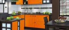 Вопросы планирования интерьера: как разместить мебель на кухне