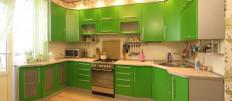 Какую наборную мебель для кухни выбрать?