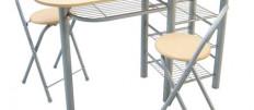 Как подобрать стулья для барной стойки: виды, формы, размеры